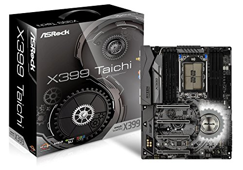Our #4 Pick is the ASRock X399 Taichi Motherboard