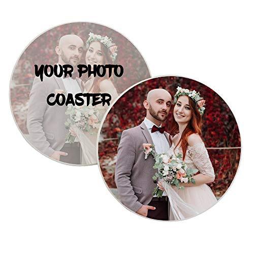 handmade coasters cup coasters fun coasters tile coaster set beverage coasters Boho Feather Ceramic Tile Coasters- ceramic coaster set