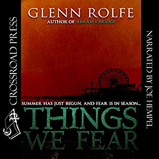 Things We Fear audiobook cover art