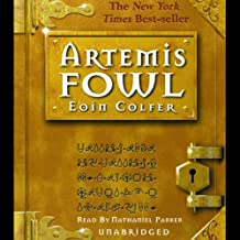 artemis fowl audiobook 1