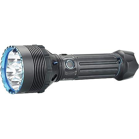OLIGHT(オーライト) X9R MARAUDER 懐中電灯 25000ルーメン ハンディライト フラッシュライト 充電式 10年保証 強力 ハイパワー IPX7防水 長いランタイム 防災 最強 軍用