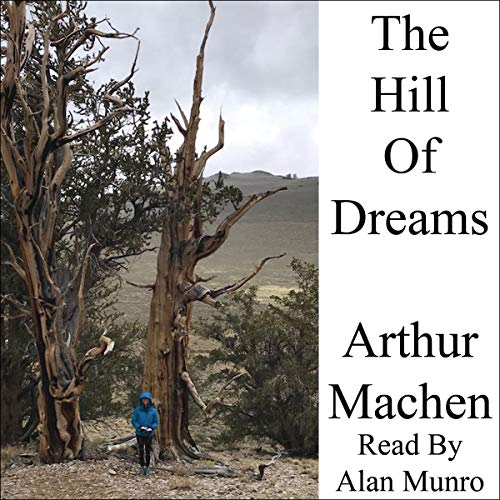 The Hill of Dreams cover art