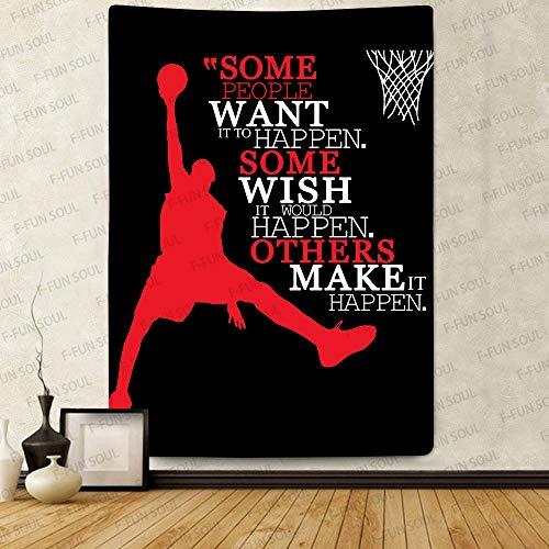 póster baloncesto de la marca F-FUN SOUL