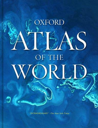 Compare Textbook Prices for Atlas of the World Twenty-Seventh Edition ISBN 9780197522806 by