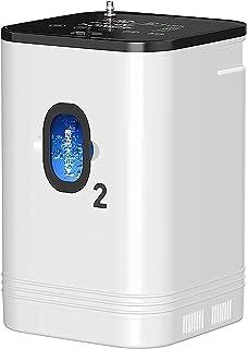 吸氧器 家庭用 氧浓缩器 传感器 氧浓缩机 氧机 带喷雾功能 7L大容量 氧机 老年人 遥控 操作简单 父亲节 礼物