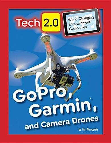 Tech 2.0 World-Changing Entertainment Companies: GoPro, Garmin, and Camera Drones