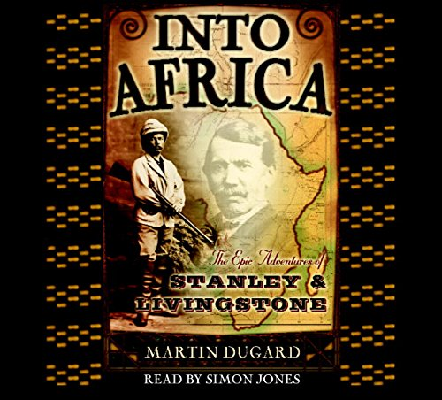 Into Africa  By  cover art