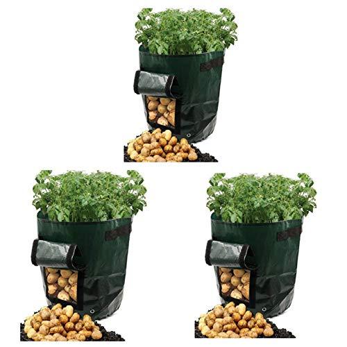 Alumuk -   Pflanztaschen mit