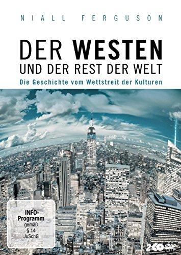 Der Westen und der Rest der Welt - Die Geschichte vom Wettstreit der Kulturen (2 DVDs)