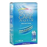 Solo Care Aqua loesung Peppy Paquete 2x 360Mililitro
