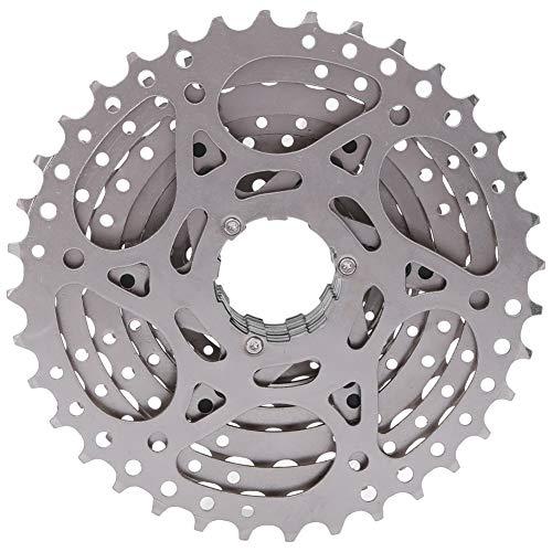 CDSL Cassette Freewheel Rueda Libre 9 Velocidades De Bicicleta Freewheel 11T-36T Cassette De Acero De La Bicicleta De Montaña Accesorio De Bicicleta