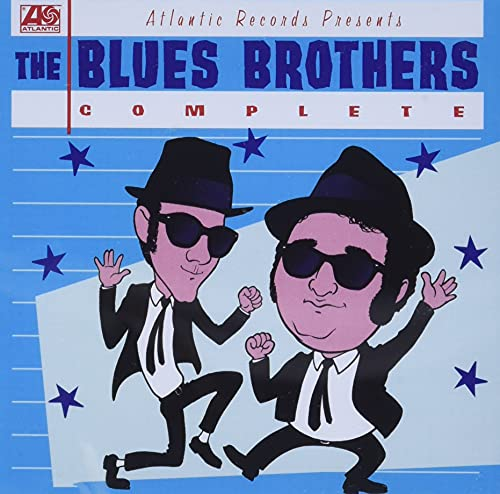 Blues Brothers Complete (35 Tracks)