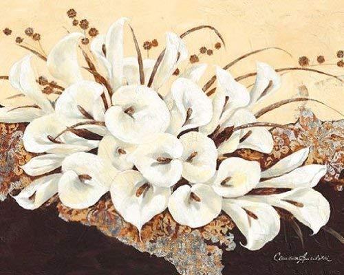 Fertig-Bild - Claudia Ancilotti: Arabesque 24 x 30 cm
