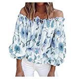 AMhomely Summer Tops for Women Sale,Ladies Graphic Tops Shou