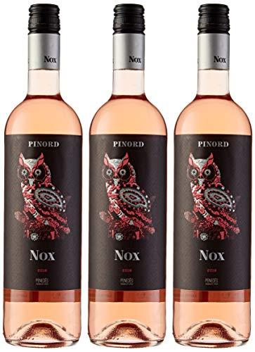Pinord Nox Vino Rosado - 750 ml - [3 botellas x]