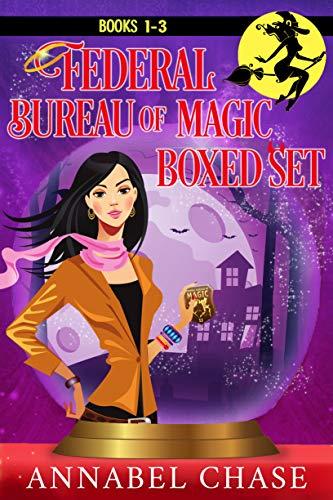 Federal Bureau of Magic: Boxed Set, Books 1-3 (Federal Bureau of Magic Cozy Mystery) (English Edition)