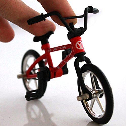Miniature Finger Mountain Bike Model Toy Mini Alloy Mountain Bicycle Toys for Children Kids Boys