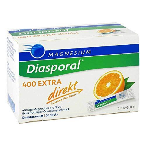 Magnesium Diasporal 400 Extra 50 Direkt Granulat
