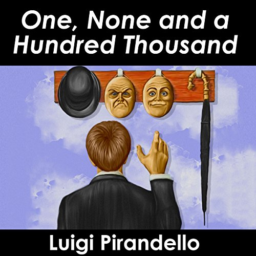 One, None and a Hundred Thousand audiobook cover art