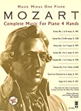 Mozart - Complete Music for Piano, 4 Hands: 2-CD Set