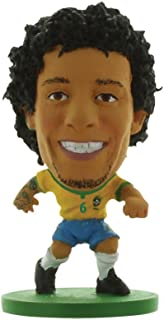 SoccerStarz SOC180 Brazil Marcelo Vieira Home Kit/Figure