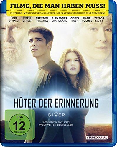 Hüter der Erinnerung - The Giver [Blu-ray]
