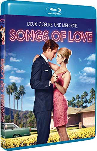 Songs of love [Blu-ray] [FR Import]