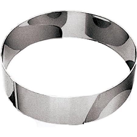 Gobel 864940 Cercle à Vacherin Inox Ø 20 cm