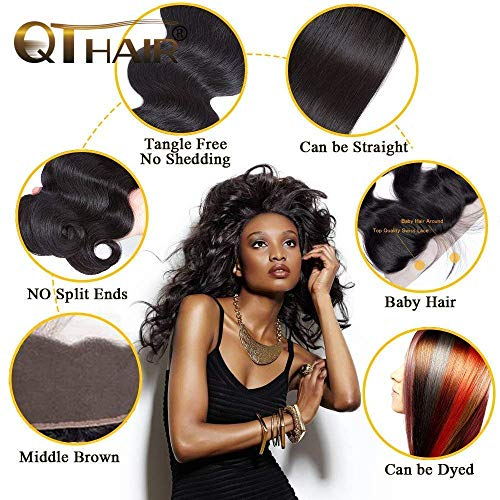 Cheap 13x4 lace frontal closure _image0