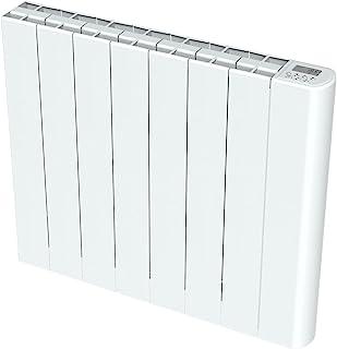 Cayenne NELIA15 NELIA - Radiador de inercia, 1500 W, color blanco brillante