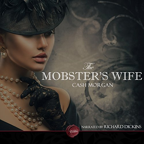 The Mobster's Wife audiobook cover art