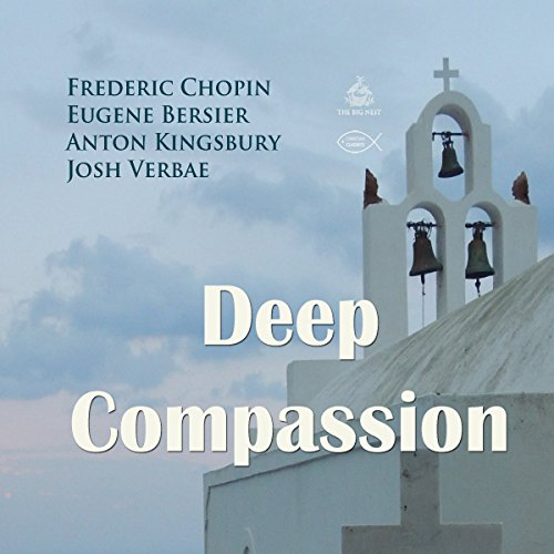 Deep Compassion audiobook cover art