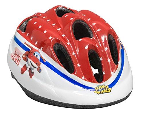 Toimsa 10907Casco da Bicicletta Ragazzo–Super Wings