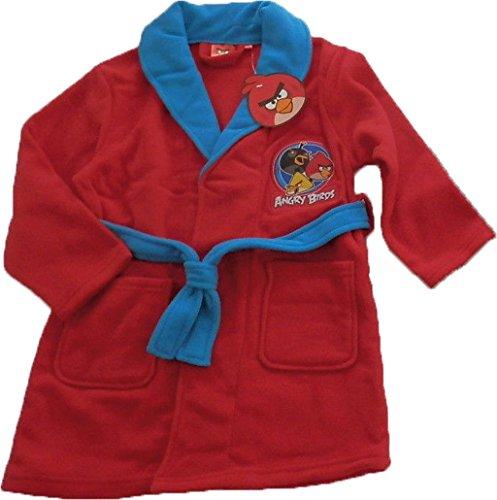 Disney - Peignoir de bain - Garçon Rouge Rouge
