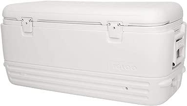Igloo Polar Cooler (120-Quart, White) (2 Pack)