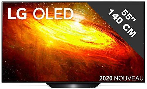 LG OLED55BX6 TELEVISOR 4K, Negro, Estandar (Reacondicionado)