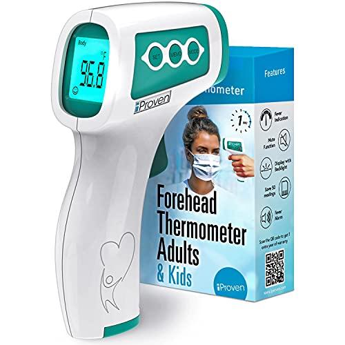 iProven Berührungsthermometer Produktbild