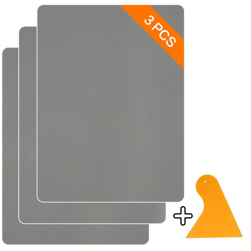 Homean Lederreparatur Flicken Selbstklebend Patch 3 St Reparaturflicken Für Sofa Möbel Autositz 20 28cm Küche Haushalt