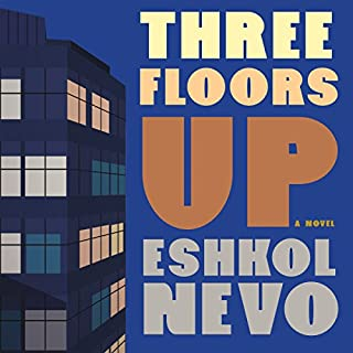 Three Floors Up audiobook cover art