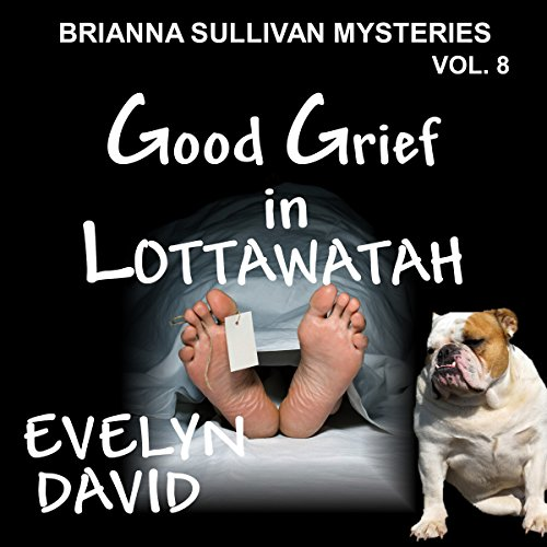 Good Grief in Lottawatah audiobook cover art