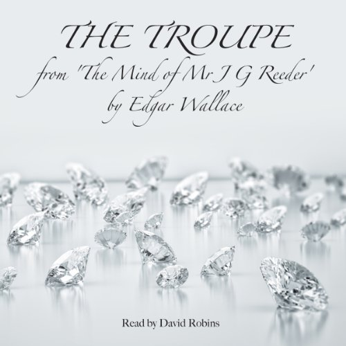 The Troupe audiobook cover art
