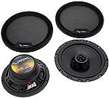 Harmony Audio HA-65 Car Stereo Rhythm Series 6.5' Replacement 300W Speakers &...