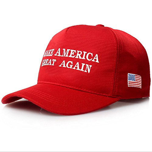 CATOP CATOP American Flag Baseball Cap Unisex 2016 Campaign Cap Make America Great Again - Donald Trump Sun Visor Hats