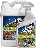 Black Diamond Stoneworks Wood & Laminate Floor Cleaner: For Hardwood,...