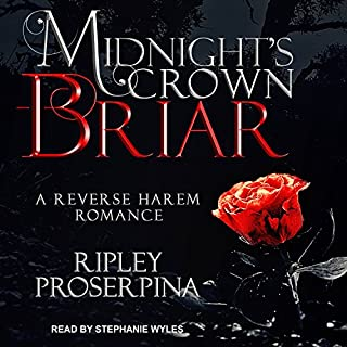 Briar audiobook cover art