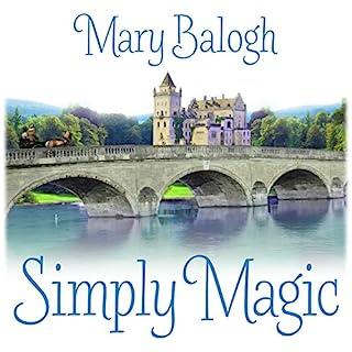 Simply Magic audiobook cover art