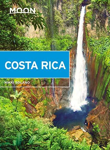 Moon Costa Rica (Travel Guide) (English Edition)