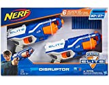 Best Nerf Guns - Nerf N-Strike Elite Disruptor Blaster 2-Pack 6 Dart Review