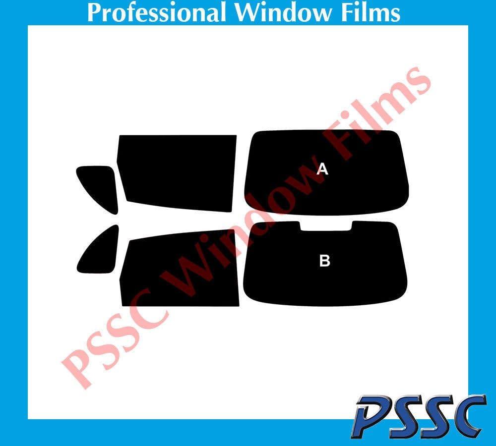 Psc Pre Cut Rear Window Films Nissan Almera Tino 5 Door 2000 To 2005 Auto