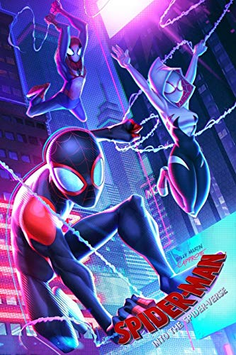 Spider-Man Into the Spider-Verse: Screenplay